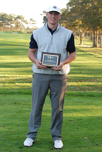 Long Drive Winner Brian Foley