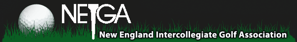 New England Intercollegiate Golf Association - NEIGA